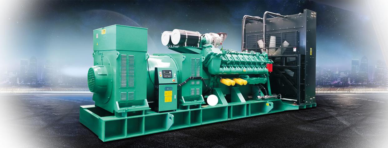 نصب و راه اندازی انواع ژنراتور های گاز سوز