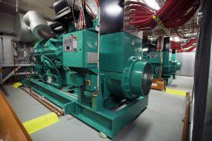 generator comittioning