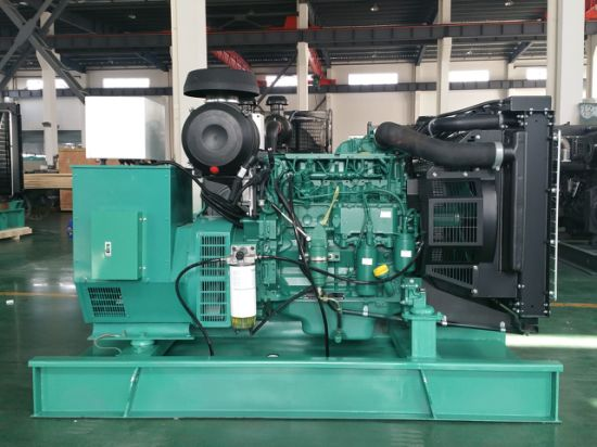 Volvo Penta Diesel Generator 400kw by Tad1345ge Engine 500kVA Volvo Generator