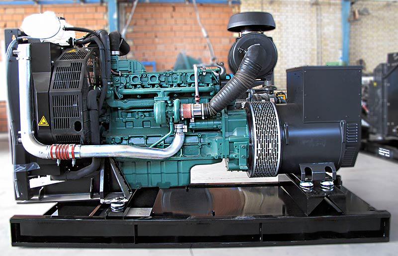 Volvo Penta TAD733GE Meccalte AmP2