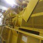 کارشناسی موتور گاز سوز کترپیلار ۳۶۱۶ به توان ۴ مگاوات جهت نصب سیستم کنترل