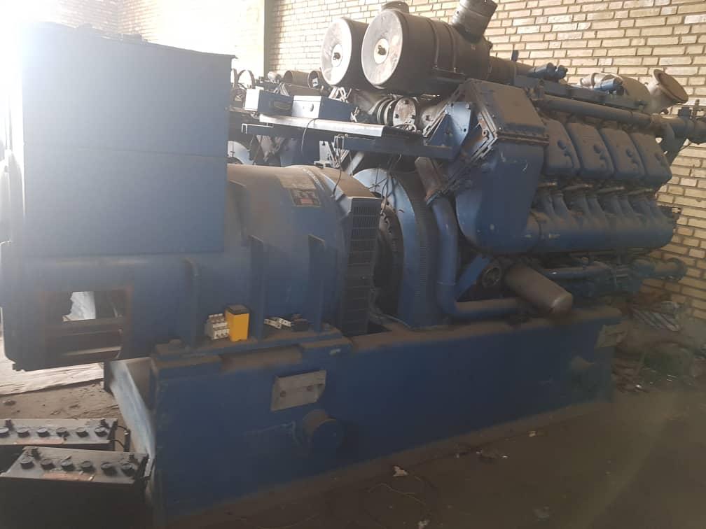mvm gas generator