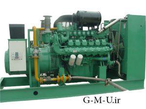 ژنراتور گازسوز و انواع موتور گازسوز